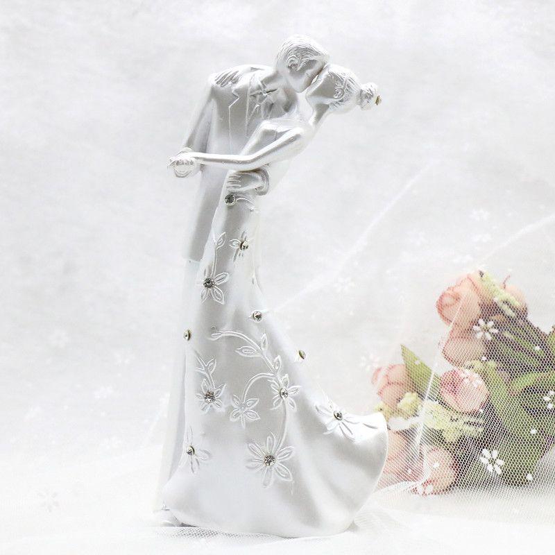 Casamento Rustikalen Kuss Liebe Paar Hochzeitstorte Topper Braut Und Bräutigam Tortenständer Hochzeitstorte Zubehör Hochzeit Dekoration
