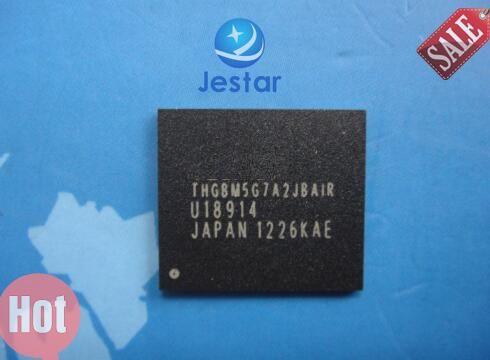 Mémoire NAND THGBM5G7A2JBAIR 16 go EMMC