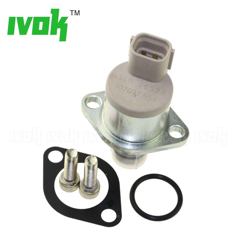 Fuel Pump Metering Solenoid Valve Measure Unit Suction Control SCV Valve 294200-0360 294200-0260 1460A037 A6860-EC09A