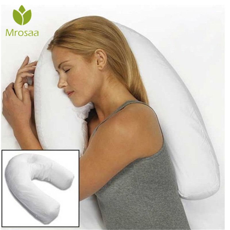 Newest Soft U Shaped Slow Rebound Memory Foam Travel Neck Pillow for Office Flight Traveling Cotton Pillows Head Rest Cushion