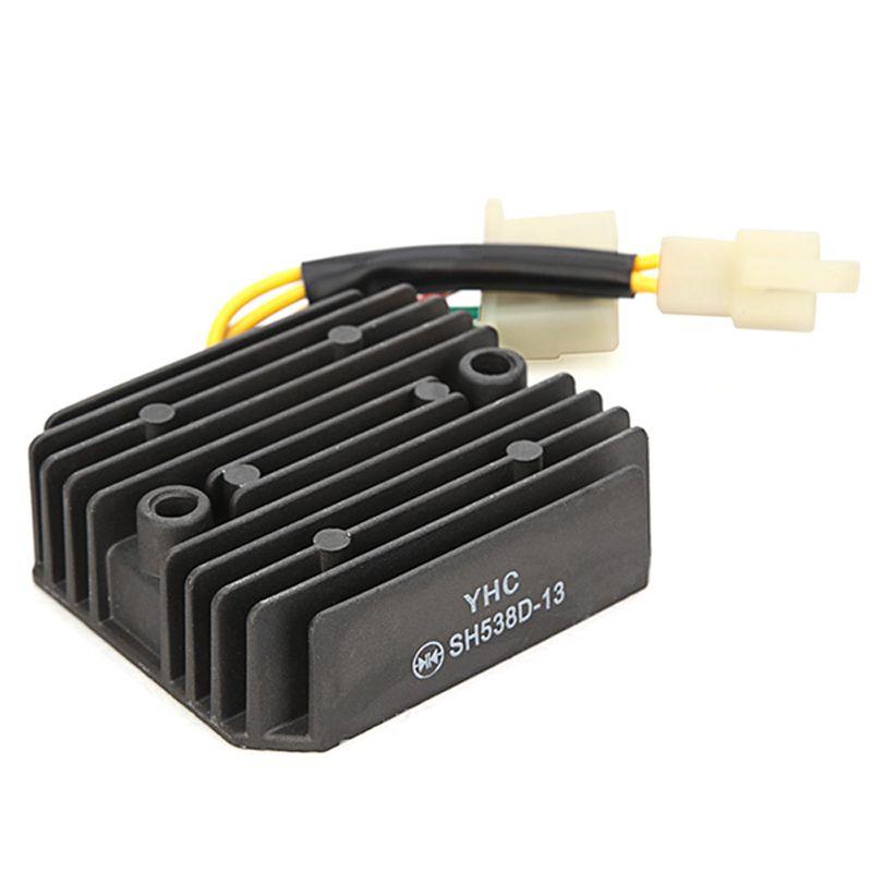 Motorcycle Voltage Regulator Rectifier For Honda XLV 600 XL600V XLV 750R VF700C VF700 VF 700 C MAGNA VT800C ...