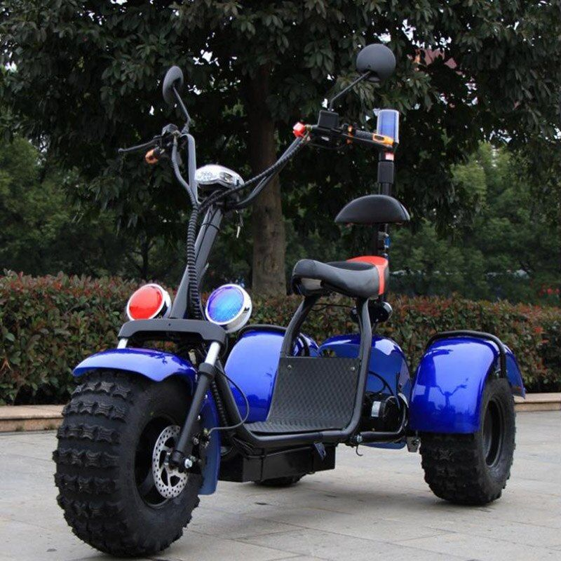 Electric motorcycle 60V maximum power 1000W car accessories camping city coco citycoco lithium battery Multi color