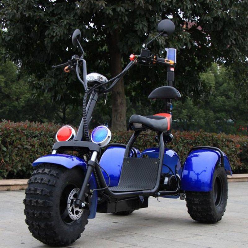 Elektrische motorrad 60 v maximale power 1000 watt auto zubehör camping stadt coco citycoco lithium-batterie Multi farbe