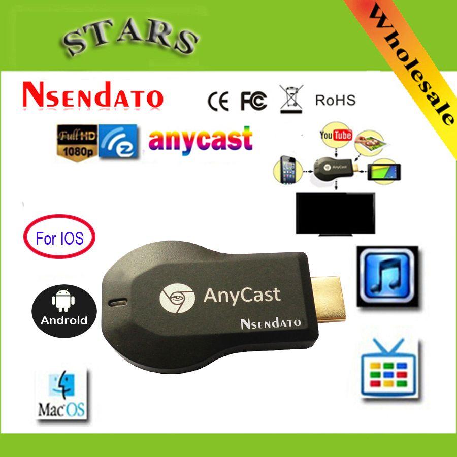 128 M Anycast m2 ezcast Miracast tout sans fil DLNA AirPlay miroir HDMI TV bâton Wifi affichage Dongle récepteur pour IOS Android