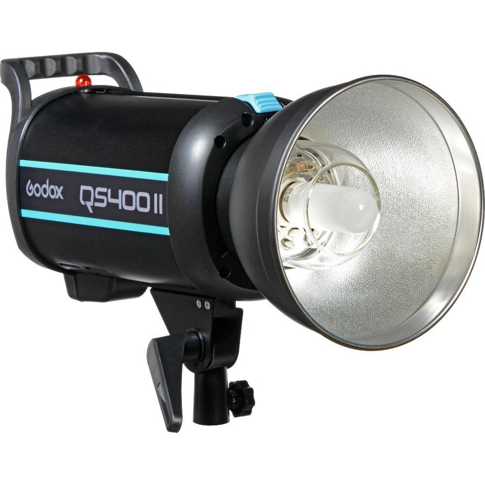 Godox QS400II Flash Head 400W 220V Studio Monolight for Amateurs OR Professional Studio