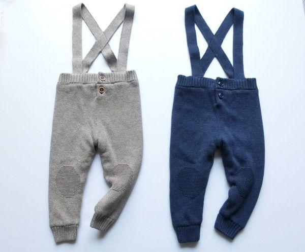 Nouveau bébé garçon vêtements mode hiver salopette enfants coton tricoté épaissi velours jarretelle pantalon enfants enfant vêtements