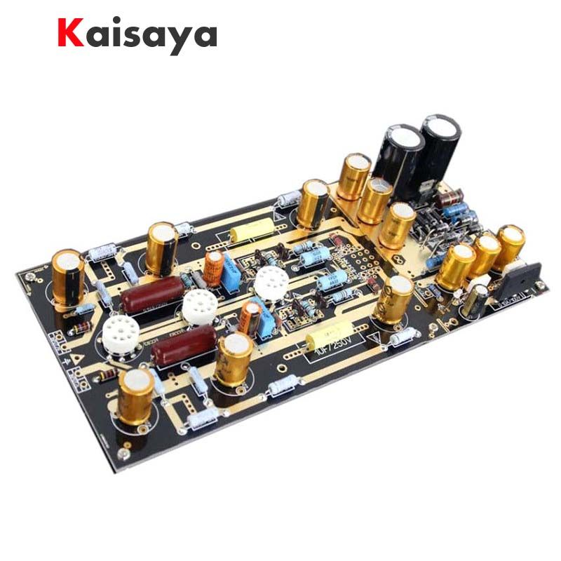 United Kingdom ear834 MM RIAA Tube Phono Amplifier Stereo amp DIY KIT Audio HiFi Free shipping D4-006