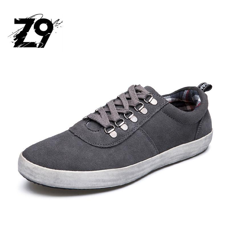 Новая мужская повседневная обувь модные кроссовки из замши удобные на плоской подошве дышащая весна-осень skator стиль для мужчин качество