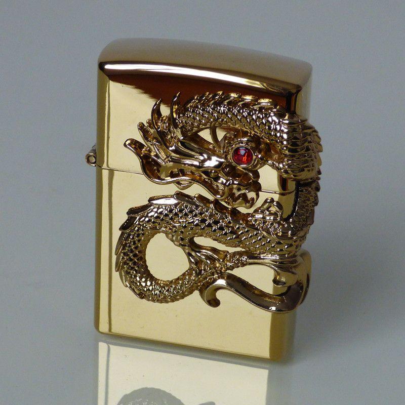 Classique Dieu dragon Relief Barres Impulsion Électrique Double Arc USB De Charge Cigarette plasma Hommes Briquet USB Cadeaux D'affaires Briquets