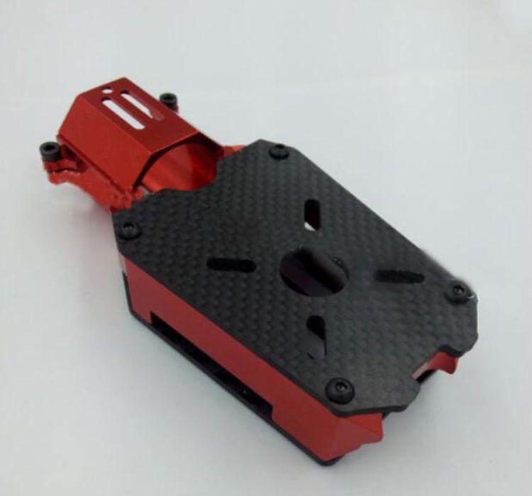 1PCS 25mm 30mm Aluminum Alloy Motor Seat Mount Motor Bracket Base for TM U8 U10 U11 Q9XL Motor for RC Model Multi-axis Aircraft
