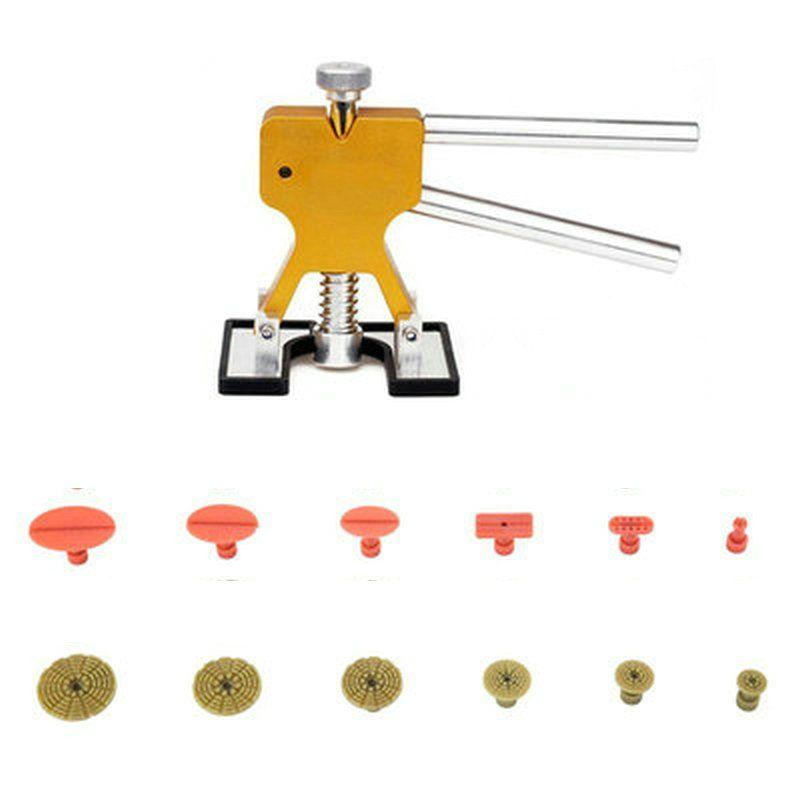PDR Инструменты Paintless Дент Ремонт Инструменты Дент удаления Дент Съемник вкладки Дент Lifter PDR Toolkit