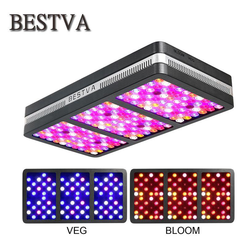 BestVA LED wachsen licht Elite-2000W Vollspektrum für zimmerpflanzen ersetzt 1400 Watt HPS licht veg bloom modus gewächshauswasserkultur