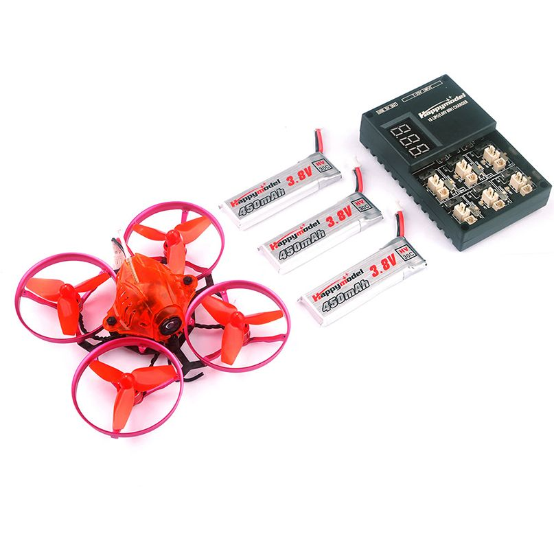 Snapper7 Racer Quadcopter Brushless Bwhoop Aircraft BNF Micro FPV 4 in1 Crazybee F3 FC for Frsky Flysky RX 700TVL Camera VTX