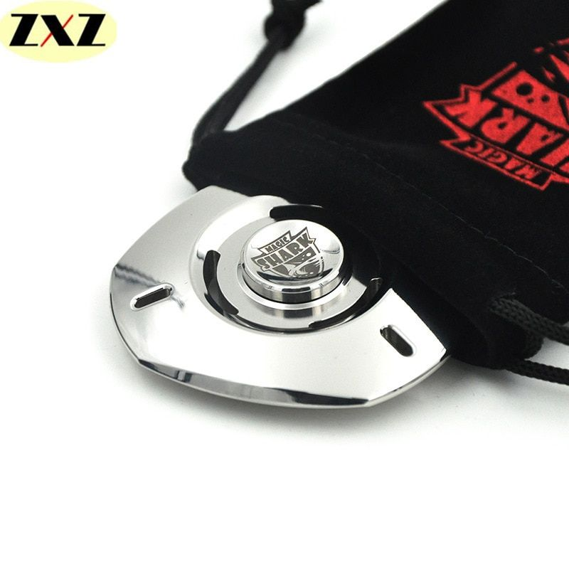 New type UFO Ultra long rotation time Stainless steel EDC Two-Spinner Fidget Toy Hand Spinner Metal Fidget Spinner and ADHD toys