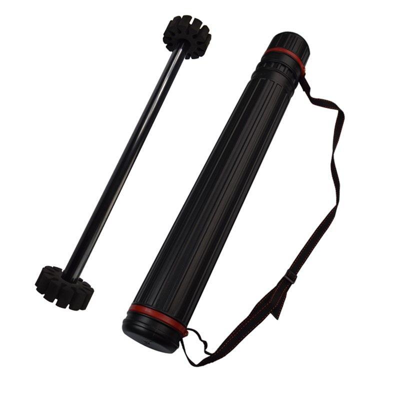 Arrow Holder Separator Rack Foam Insert + Adjustable Tube Quiver Case for Archery Hunting Outdoor