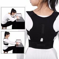 Adjustable Back Brace Posture Corrector Back Spine Support Brace Belt Shoulder Lumbar Correction Bandage Corset For Men Women