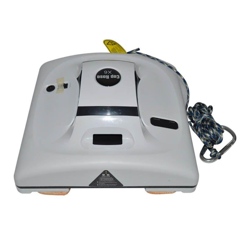 Fenster Staubsauger Smart fenster reinigung roboter Fernbedienung Hohe Saug Anti-Fallen Nass Trockene Scheibe Roboter Kehrmaschine 220 V