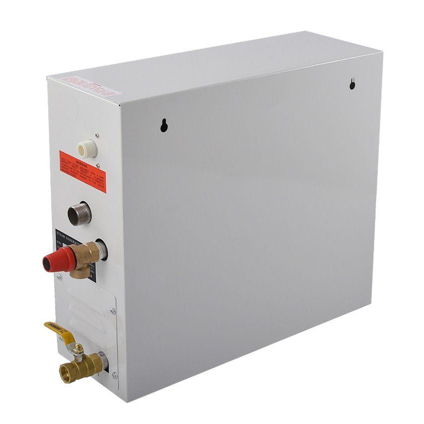 Hohe Qualität ST-90 Hause Steam Generator Nassdampf Zimmer Dampfbad Generator Haushalt Sauna Dampf Generator 220 V/380 V 9KW 9m3