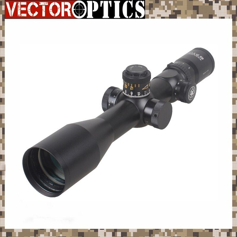 Vector Optics Siegfried 3-12x50 FFP Tactical 34mm Huting Riflescope / 1 Click 1cm Adjust Fit Night Vision Free Shipping Scope