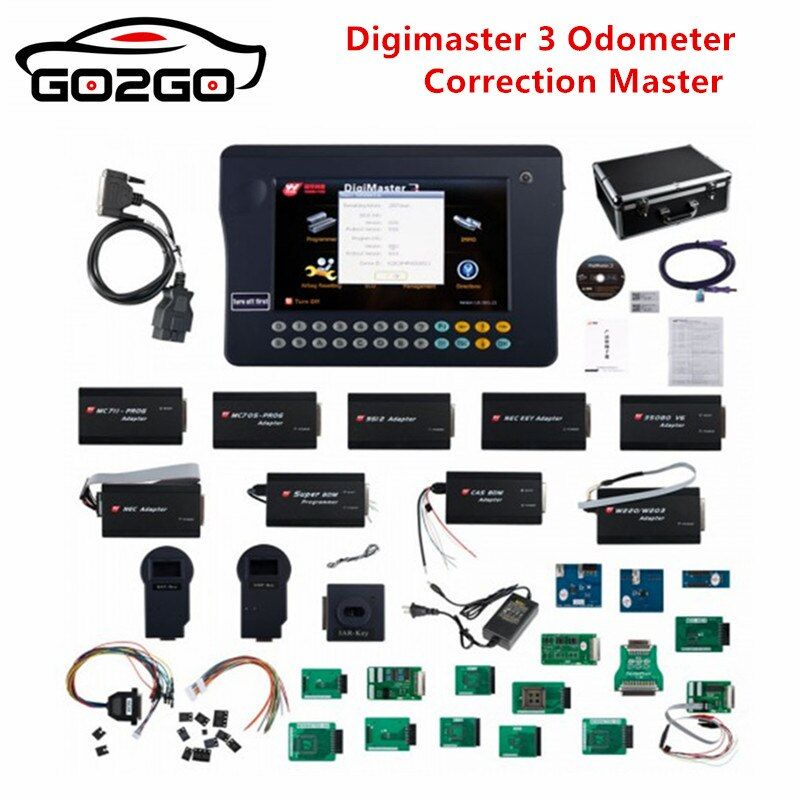 Hot Original Yanhua Digimaster 3 Odometer Correction Master No Token Limitation