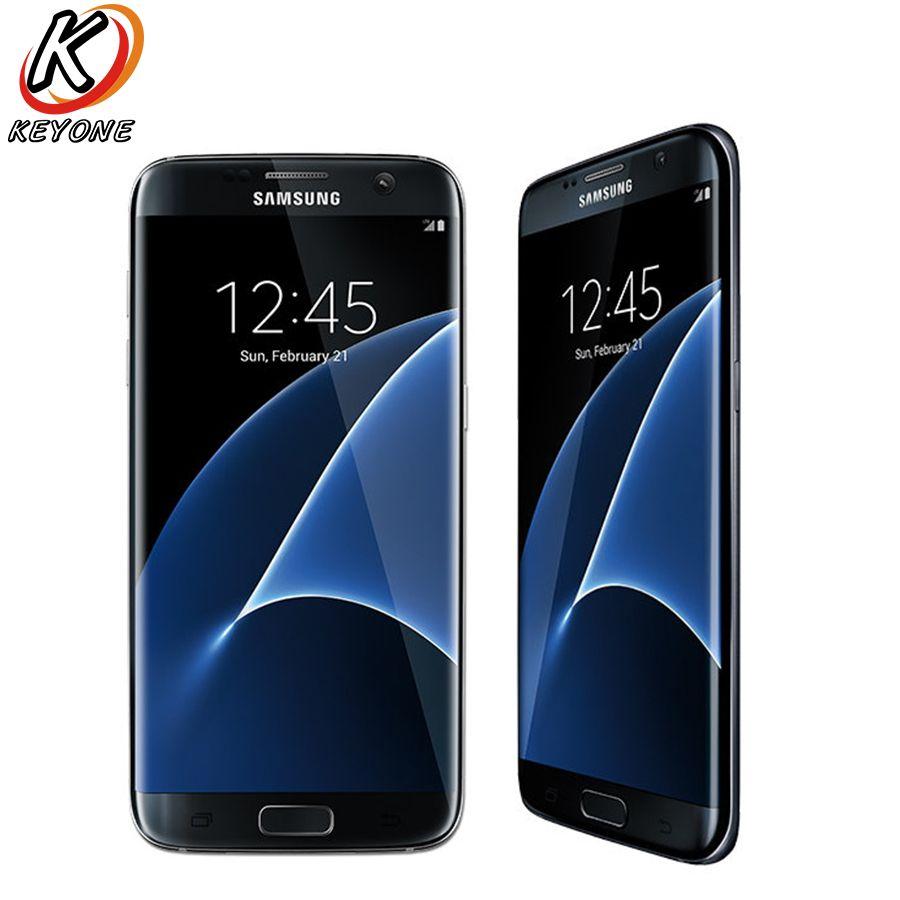 Original New Verizon Version Samsung Galaxy S7 Edge G935V Mobile Phone 5.5