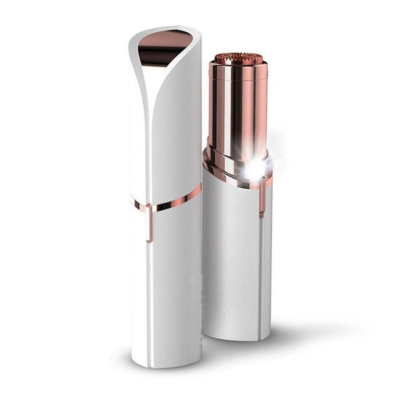 Épilateur électrique d'épilation pour les femmes épilateur Facial sécurité épilateur accessoires corps visage Mini outil de maquillage livraison directe