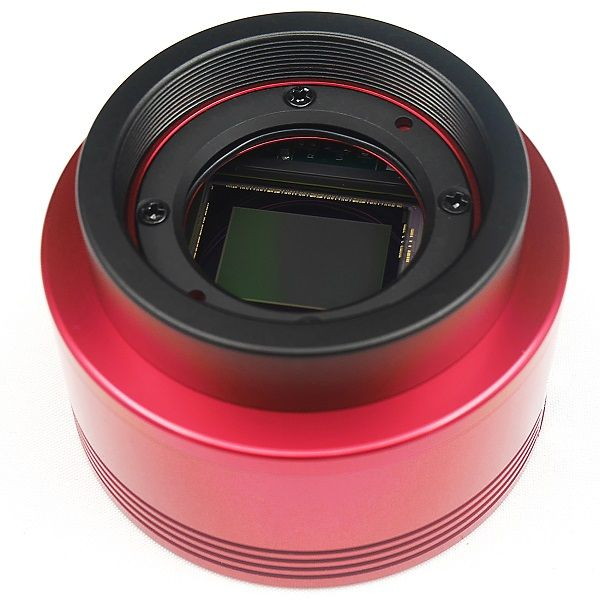 ZWO ASI294MC color camera asi planetarium astronomy solar lunar imaging / high-speed driving usb3.0
