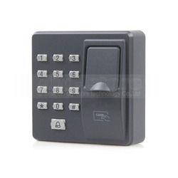 DIYSECUR отпечатков пальцев управление доступом машина цифровой электрический RFID считыватель код пароль клавиатуры системы для дверн