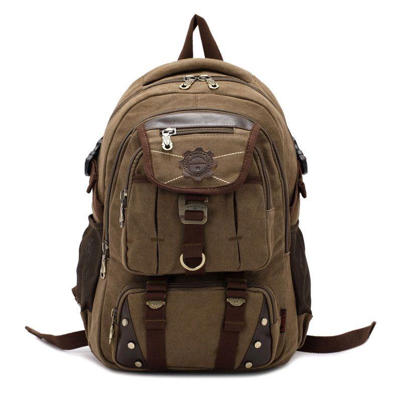 FJ33 Hot sale men's backpack Han edition tide female high school backpack shoulders laptop bag bag backpack