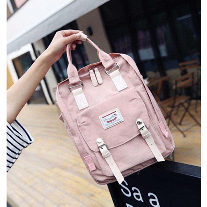 Брендовые подростковые рюкзаки для девочек Водонепроницаемый Kanken дорожная сумка Для женщин большой Ёмкость бренд Сумки для Обувь для дево...