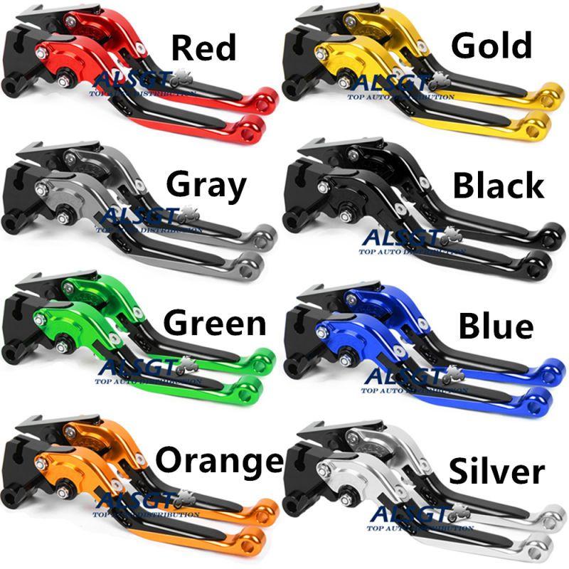 For Honda NC700 NC 700 S X CBF500 CBF 500 CB 750 CB750 Nighthawk CNC Motorbike Adjustable Folding Extendable Clutch Brake Levers