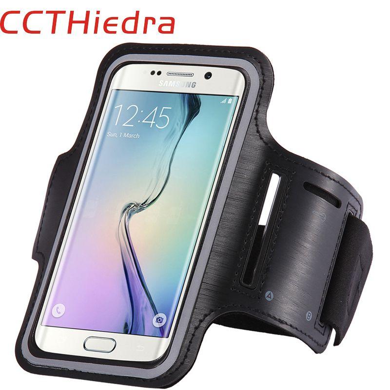 CCTHiedra Sport Arm Fall Für Samsung Galaxy S6 S7 Für Xiaomi Redmi 3 s Huawei Sony Xperia Lenovo 4,0-5,1 zoll Wasserdicht Armband