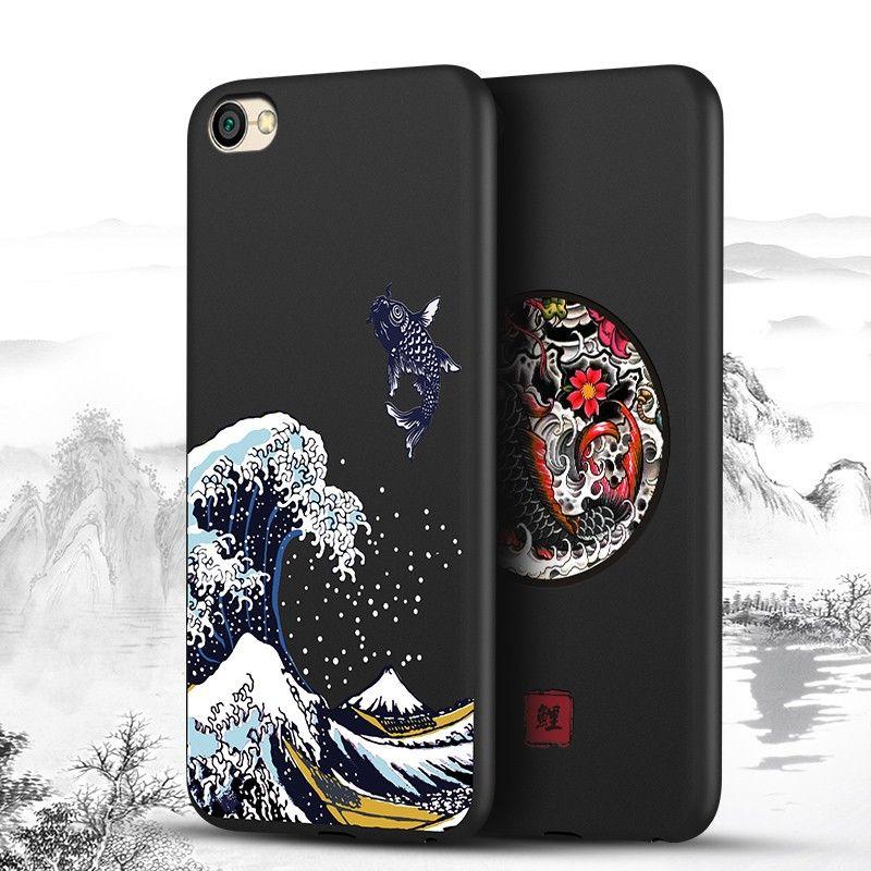 Coque motif Relief 3D pour Xiao mi 9T Pro 9 mi 9 SE mi 8 6 Play mi x 3 2S rouge mi Note 7 Pro Note 7 5 K20 coque souple