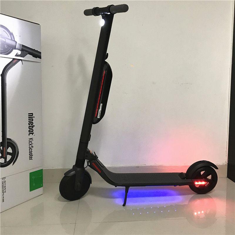2018 Ninebot Segway KickScooter ES4/ES2 Smart Elektrische Tretroller faltbare leichte bord hoverboard skateboard hover board