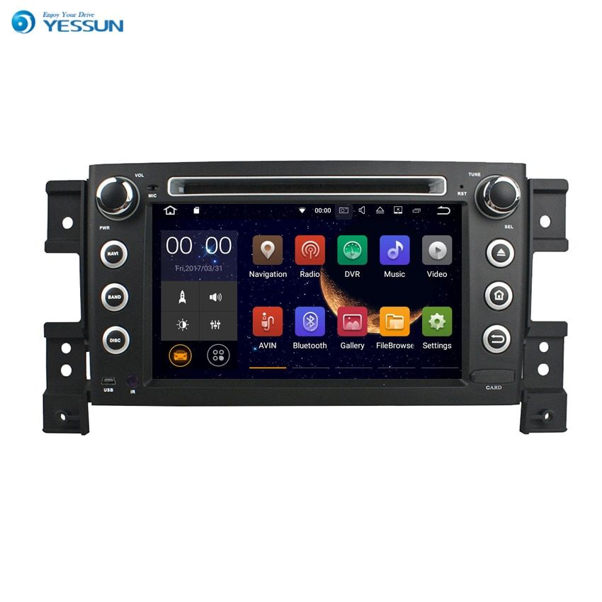 YESSUN For Suzuki Grand Vitara 2005~2011 Android Car GPS Navigation DVD player Multimedia Audio Video Radio Multi-Touch Screen
