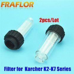 Mesin Cuci Tekanan tinggi Mesin Cuci Mobil Air Filter-Karcher K2 K3 K4 K5 K6 K7 & Elitech Champion Sterwins Interskol Nifisk STIHL Huter