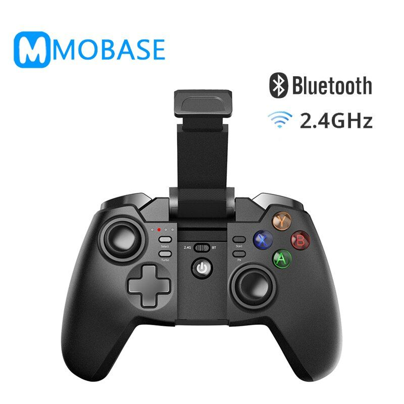 Tronsmart Mars G02 Bluetooth 2.4GHz Wireless Gamepad for PlayStation 3 PS3 Game Controller Joystick for Android TV Box Windows