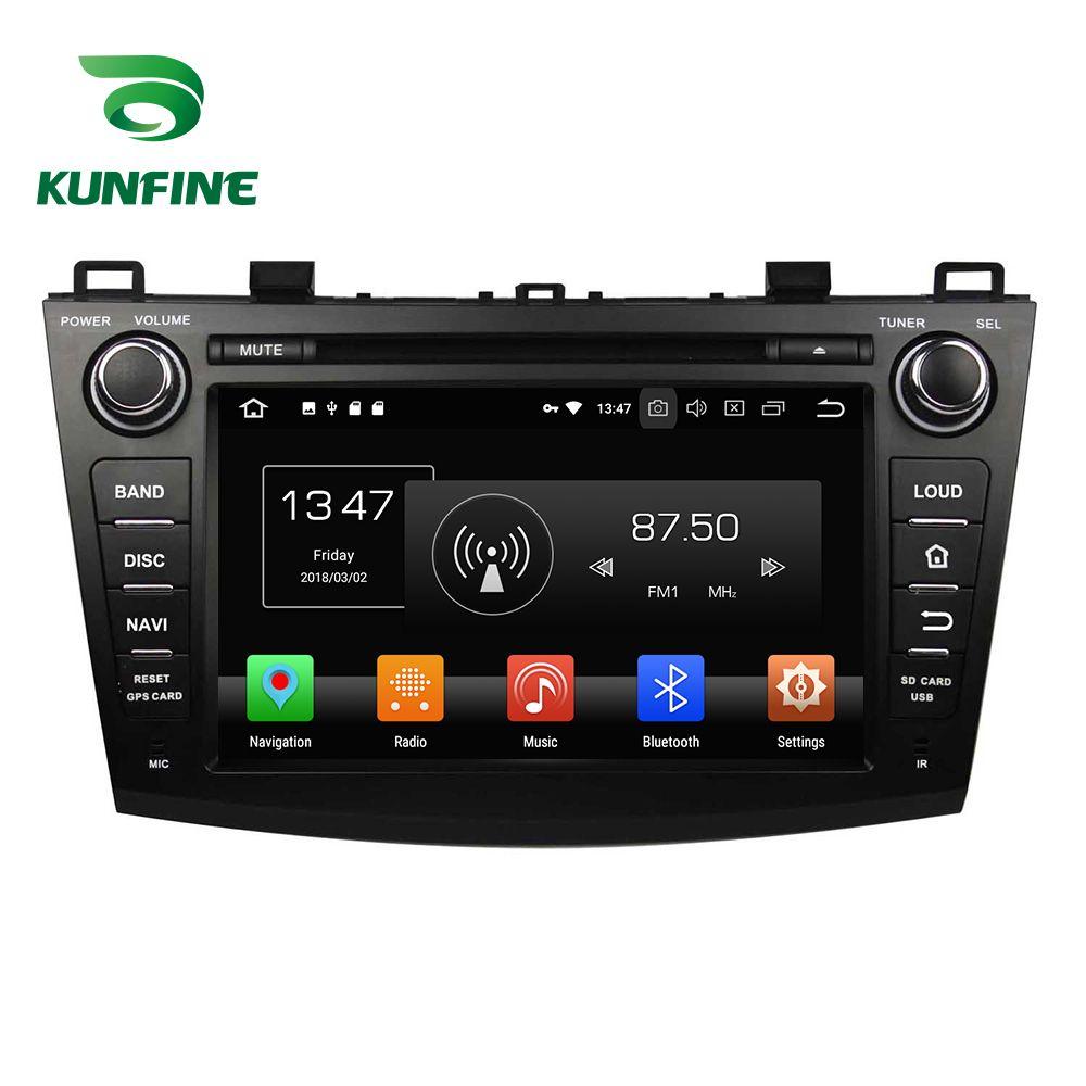 4 GB RAM Octa Core Android 8.0 Auto DVD GPS Navigation Multimedia Player Auto Stereo für Mazda 3 2009-2013 steuergerät Radio Wifi