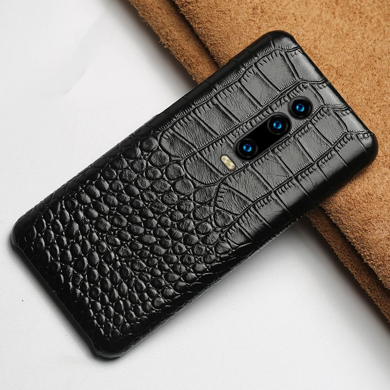 Natural Cow Leather phone case for Xiaomi Redmi K20 K20 Pro 7 Note 7 Pro Note5 5 Plus 4x 7a cover For Mi 9 9T Pro 9SE 8 8SE Lite