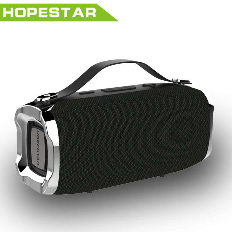HOPESTAR H36 Mini Bluetooth Speaker Outdoor Portable Waterproof Wireless small Loudspeaker HIFI Bass Sound 3D Stereo Music TF