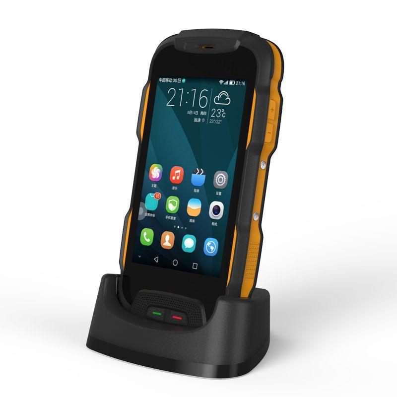 Original Oinom V9T IP68 Resistente A Prueba de agua Teléfono Móvil Quad Core 5200 mah 2 GB RAM 16 GB GPS Dual SIM FDD 4G WIFI V9-T BV6000 V11