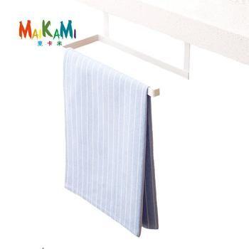 MAIKAMI Kitchen Bathroom No Need To Punch Towel Racks Paper Towel Racks Bathroom Towel Hook Racks