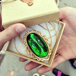 Anime Violet Evergarden Kalung Cosplay Vintage Liontin Aksesoris Wanita Perhiasan Penggemar Koleksi Props Hadiah
