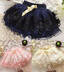 Popok bayi Putri Musim Panas Floral Tutu Mini rok Baru Kue Tutus Gadis Rok Anak Rok Pendek