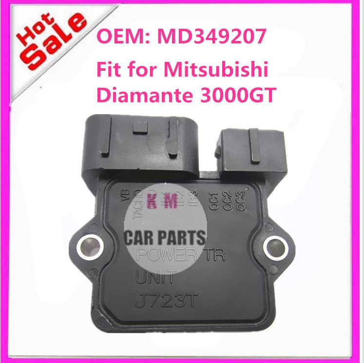 Top quality new OEM J723T  MD349207  Ignition Control Module FOR Mitsubishi Diamante 3000GT Montero Sport for Dodge