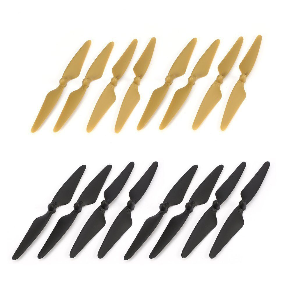 4 / 8Pairs CW/CCW Propeller Props Blade RC Spare Part for Hubsan H501S H501C H501A H501M 501 RC Quadcopter RCDrone Aircraft