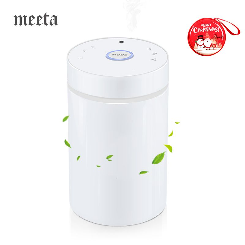 Waterless Car Diffuser Mini Essential Oil Aroma Diffuser Usb Oil Nebulizer Aromatherapy For Household Diffuseur Huile Essentiel