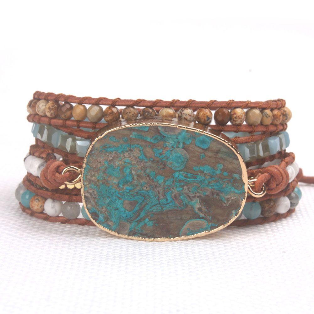 5x wrap bracelet for women