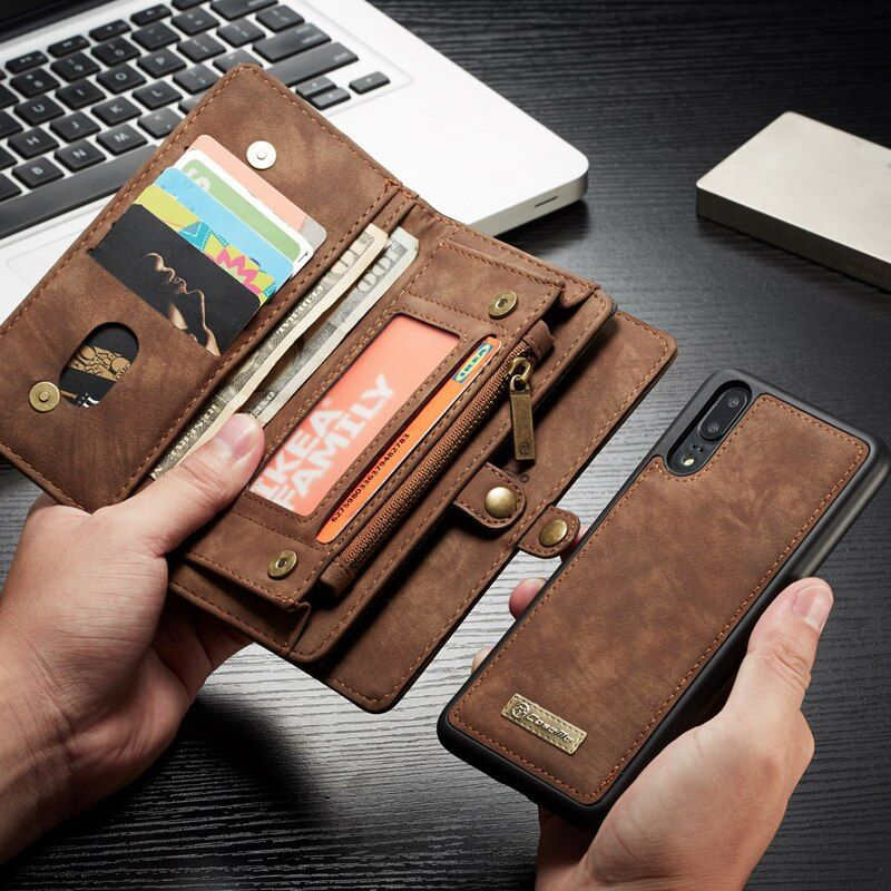 P20 / P20 Pro sFor Case Huawei P20 Case Pro Flip PU Leather Wallet On Cover Phone Bag Case for Coque Huawei P20 Huwawei P 20 Pro
