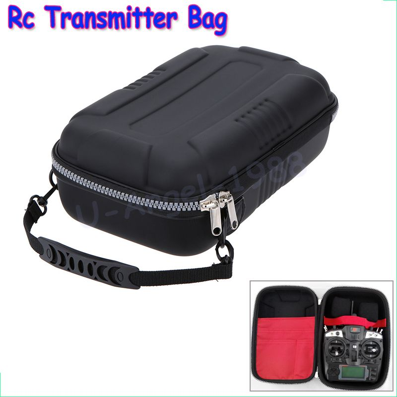 Wholesale 1pcs Universal RC Transmitter Remote Controller Bag For Fly Sky FS-I6 FS-I6S FS-T6 For Radiolink 33cm x 23cm x 14cm